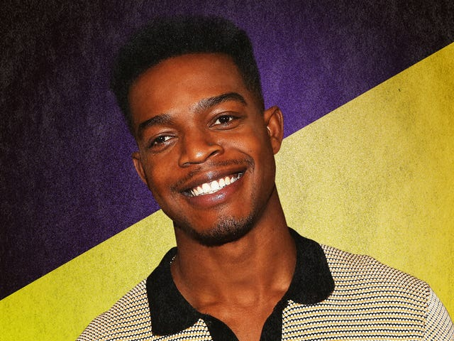 "Stephan James on how If Beale Street Could Talk will leave you ""broken yet so full"""