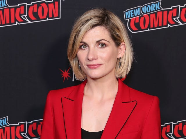 Jodie Whittaker won't be regenerating for a while on Doctor Who