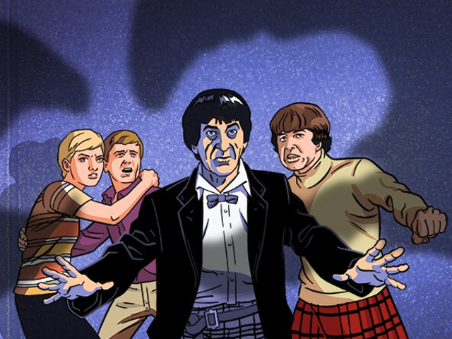 Another Missing Doctor WhoStory Is Being Revived With Animation