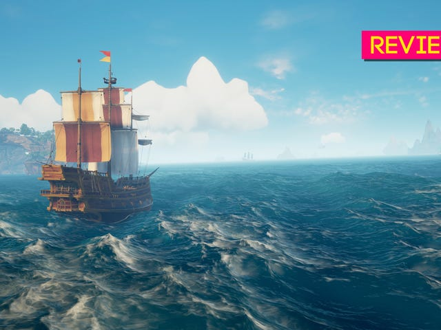 Sea Of Thieves: The Kotaku Review