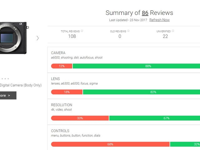 This Tool Lets You Examine Tons of Amazon Product Reviews at Once
