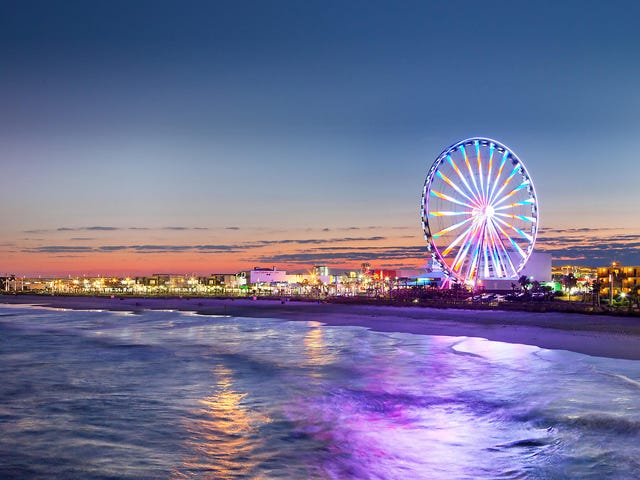 I will be in/close to Myrtle Beach, South Carolina for a week starting Sunday. Any Oppos nearby? Also, what stuff is there to do in the area?