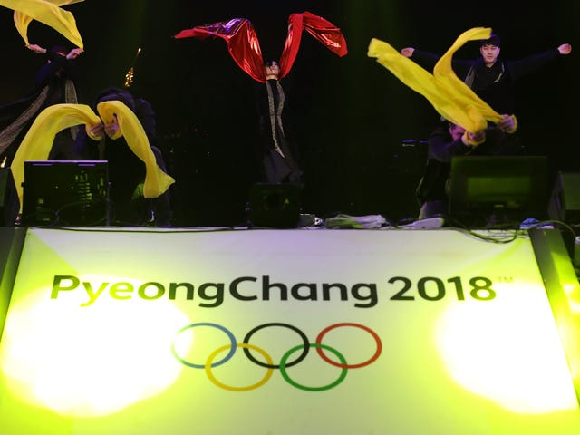 North Korea And South Korea Agree To Form Joint Olympic Hockey Team