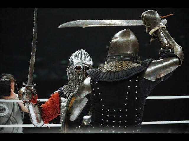 MMA: Mixed Medieval Arts