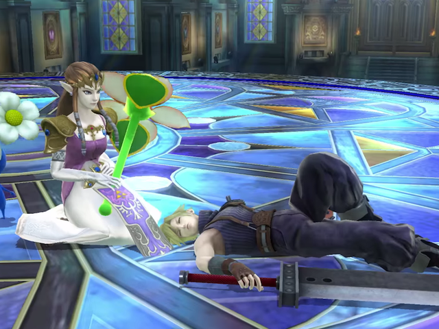 <i>Smash Bros.</i> Fans Are Trolling The Hell Out Of Each Other Right Now
