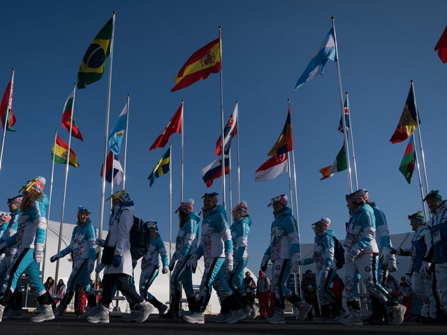 The Scale Of The Olympics Is Staggering