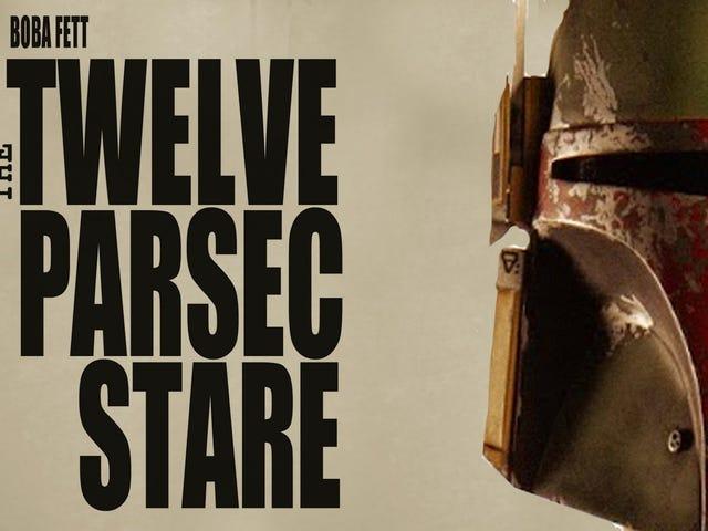 Το Spaghetti Western συναντά τους <i>Star Wars</i> <i>The Twelve Parsec Stare</i>