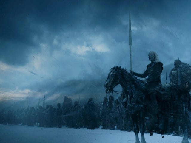 Game of Thrones'Season 8 Teaser Pits Westeros Against the Coming Night