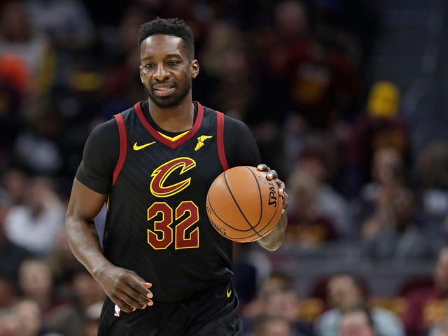 It Is Time For The Cavaliers To Unleash, Uhh, Jeff Green