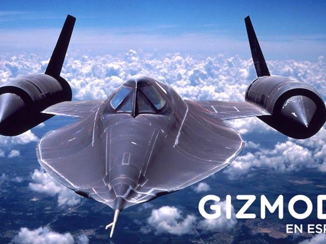 Los primeros vuelos dellegendarioaviónespíaSR-71 Blackbird,ennuevosvídeosdesclasificados