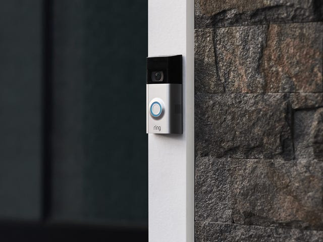 Amazons ring lär poliser hur man kan övertala kunder att överlämna övervakningsfilmer