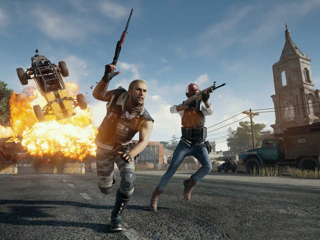 Red Zones Are Putting PUBG'sCreator At Odds With Players