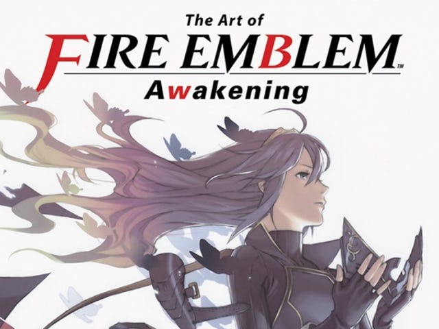 The Art of Fire Emblem: Awakening is coming in English