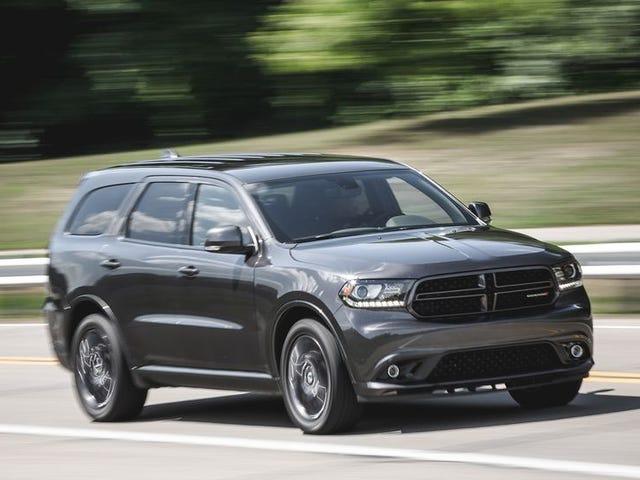 Dodge Durango: Forgotten SUV?