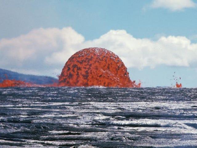 1.774 días escupiendo lava: Læser specielle billeder af volcán que tuvo cinco años en jaque a Hawai