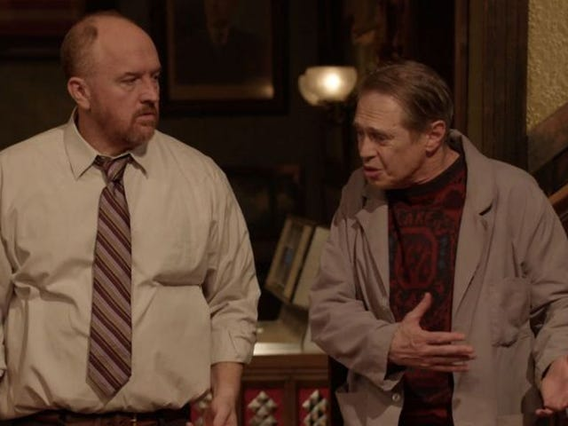 """<a href=https://tv.avclub.com/with-horace-and-pete-louis-c-k-explores-divisions-il-1798186466&xid=17259,15700023,15700186,15700190,15700248,15700253 data-id="""""""" onclick=""""window.ga('send', 'event', 'Permalink page click', 'Permalink page click - post header', 'standard');"""">Con <i>Horace and Pete</i> , Louis CK explora divisiones, ilusiones y tradiciones</a>"""