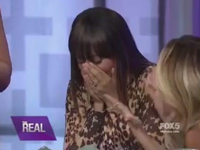 <i>The Real</i> perd complètement sa merde devant le bébé de Tamera Mowry révélée