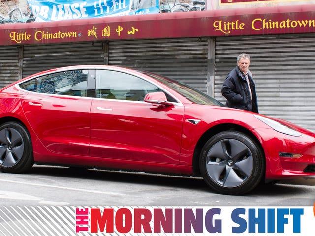 Tesla İnsanları Çıldırtıyor