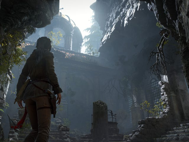 A Few Words on Rise of the Tomb Raider