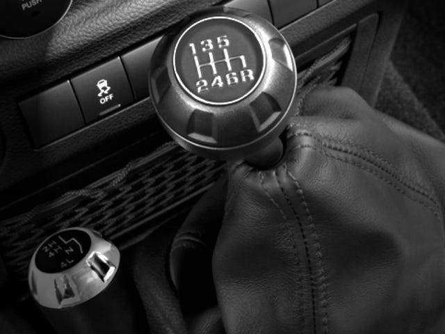 Rejoice! For The 2018 Jeep Wrangler Should Get A Manual After All