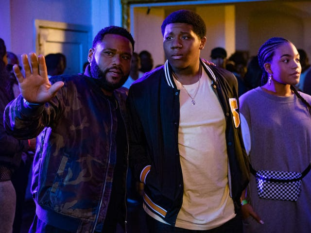 ABFF 2019: How Beats Tackles Chicago Crime and the Curious Case of Anthony Anderson's Forehead Acting