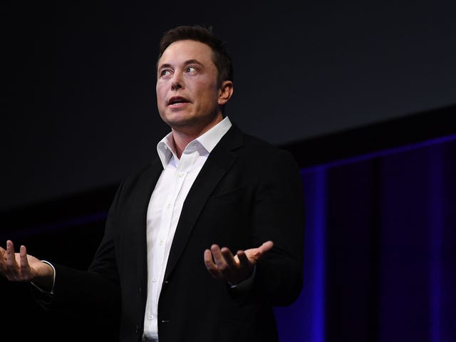 Get a Load of This Ridiculous Story About How Elon Musk Called a Tesla Critic's Boss to Complain About Him (Updated)