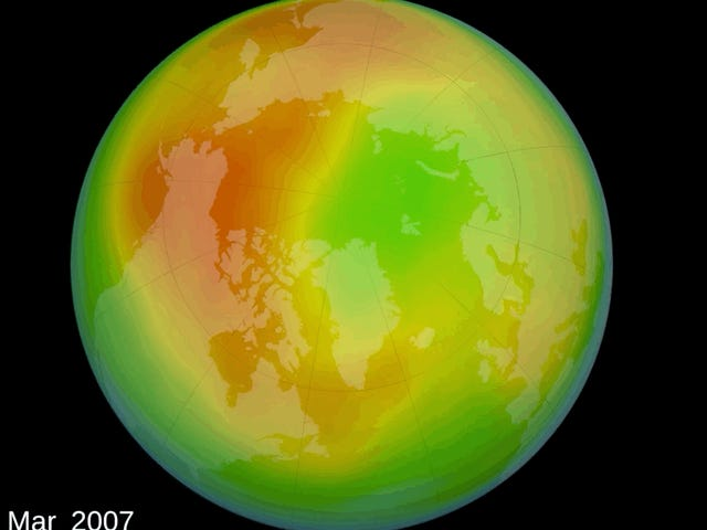 We Have a New Hole in the Ozone to Worry About