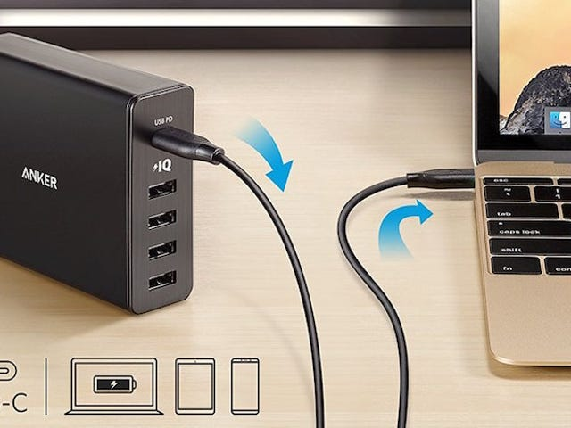 The Best USB-C Wall Charger