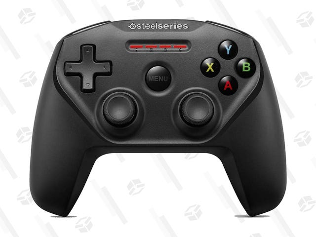Save Big on This Made-For-iPhone SteelSeries Gaming Controller