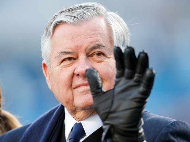 Jerry Richardson Will Sell The Panthers