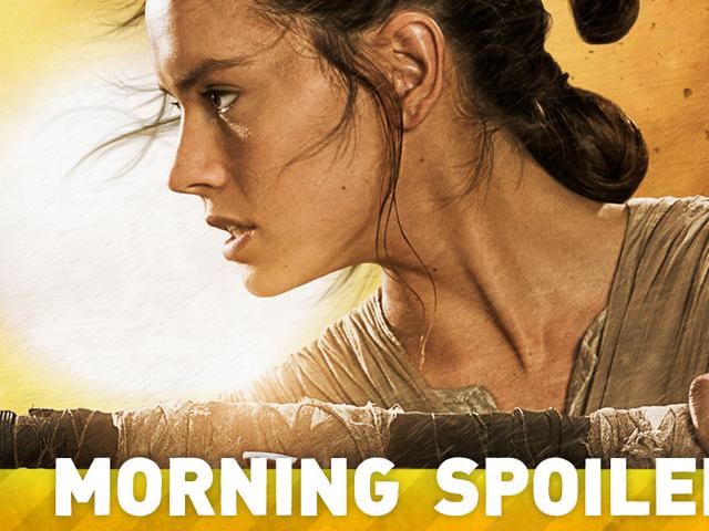 Vi har redan fått vår första överraskande tips om <i>Star Wars: Episode VIII</i>