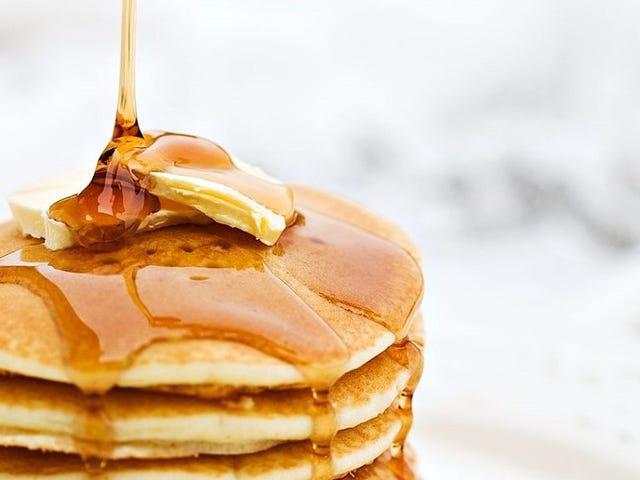 Wissenschaftler erklären die Physik der perfekten Pfannkuchen
