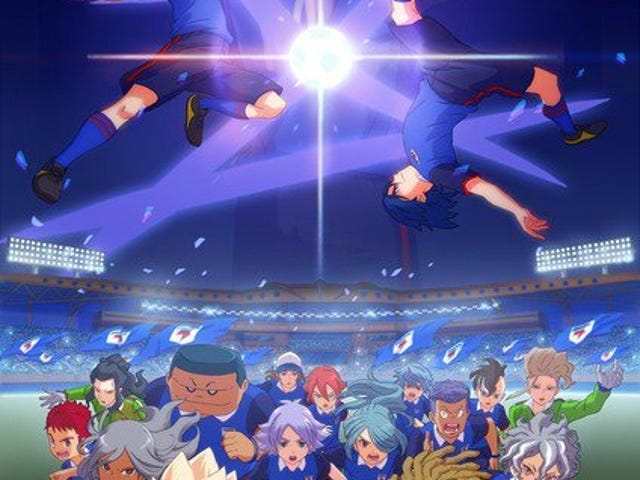 The Anime of Inazuma Eleven: Seal of Orion will premiere this fall