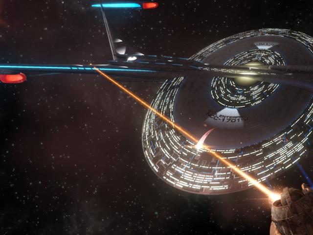Star Trek Online is Adding a Playable Enterprise-J