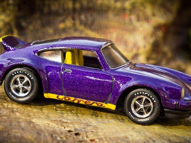 CUSTOM Hot Wheels Porsche P-911