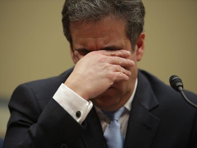 Các nhà lập pháp Cộng hòa tin rằng Michael Cohen đã nói dối trước Quốc hội, kêu gọi điều tra DOJ: Báo cáo