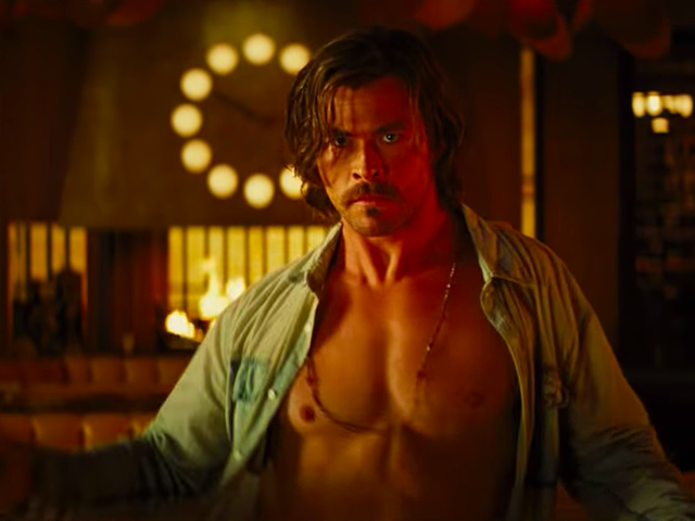 Chris Hemsworth, Jeff Bridges, and Jon Hamm welcome you to the <i>Bad Times At TheEl Royale</i> trailer
