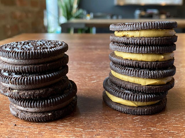 Oreo has released two new flavors, which is one too many