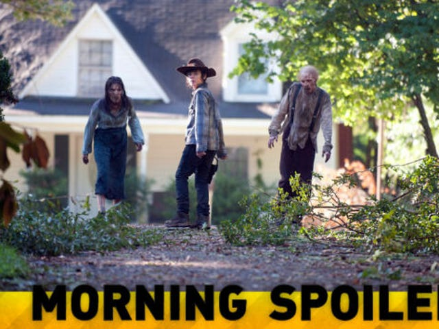 Will A Major Walking Dead Event Catch Comics Readers By Surprise?