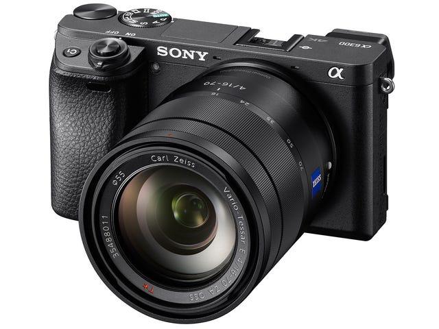 Sony A6300 to strzelanka 4K w małym opakowaniu bez lusterka
