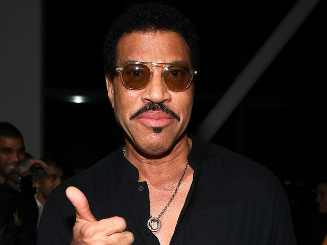 Hello, Is It Lionel Richie You're Looking For As An American Idol Judge?