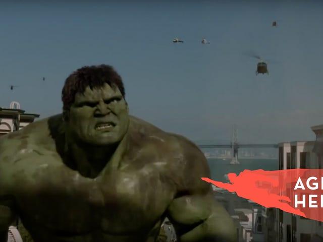 Hulk didn't smash