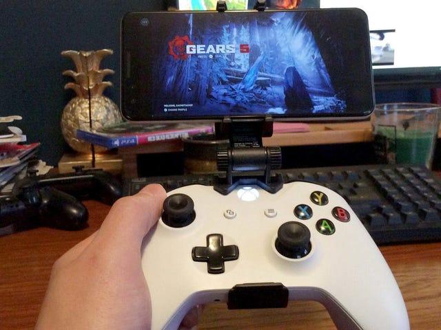 Jag känner mig redo för framtiden för videospel som strömmar på Xbox One med denna $ 15 bit plast