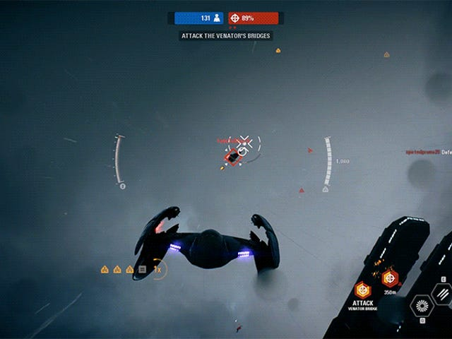 Battlefront II's Starfighter Assault Mode Should Be Its Own Game