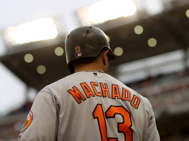 The Manny Machado Sweepstakes Is Raging