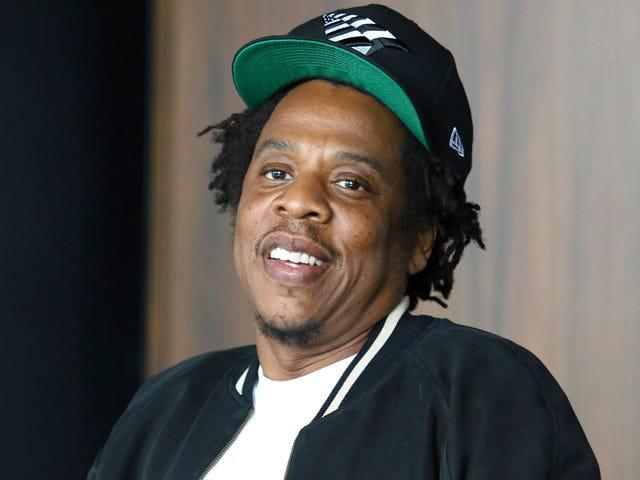Jay-Z Got Paid to Be the NFL's Black Boyfriend