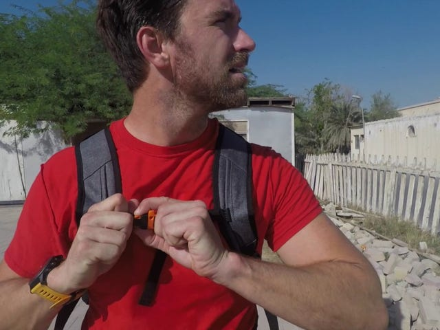 The Coolest Bug Out Bag on the Block