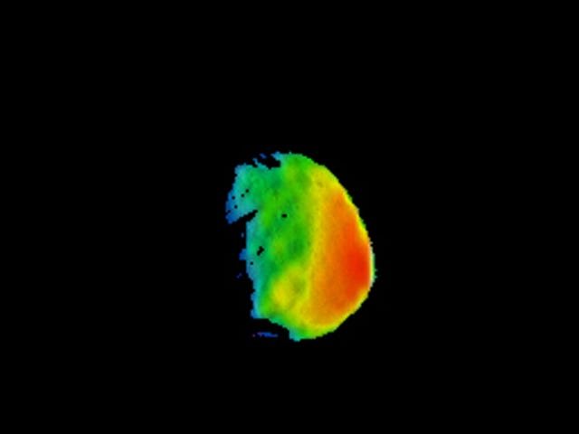 NASA's Odyssey Takes Its First Picture of Martian Moon Phobos After 16 Years