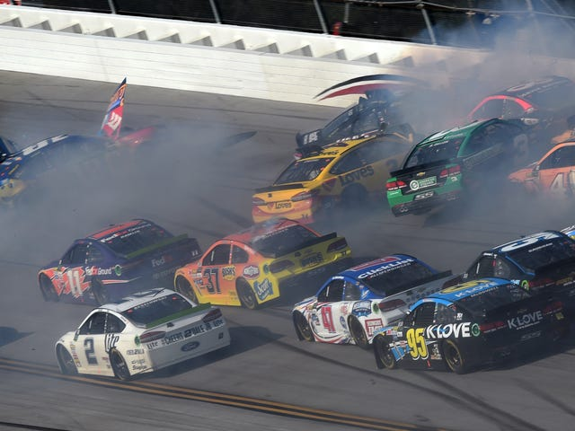 Every NASCAR Race Should Be Dubbed Like This