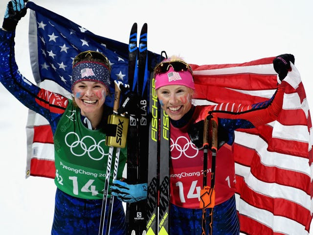 American Women Just Won Their First-Ever Cross Country Medal